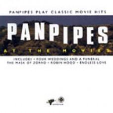 PANPIPES - Panpipes At The Movies