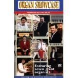VARIOUS ORGANISTS - Organ Showcase (DVD) (2003)