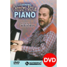 Bob Hoban - Learning Country-Style Piano (DVD) (2005)