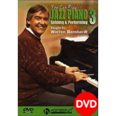 You Can Play Jazz Piano 3 - Soloing and Performing (DVD) (2005)