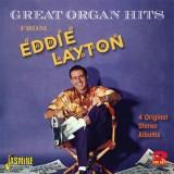 Eddie Layton - Great Organ Hits (2CD) (2013)