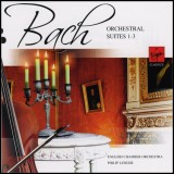 Philip Ledger (Conductor) - Bach Orchestral Suites 1-3 (2005)
