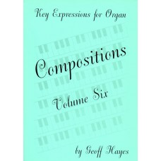 Geoff Hayes - Compositions 6 (Book) (1998)