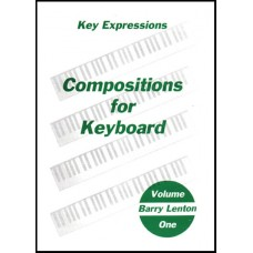 Barry Lenton - Key Expressions for Keyboard 1(Book) (1998)