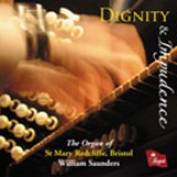 William Saunders - Dignity and Impudence (2008)
