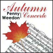 Penny Weedon - Autumn Concerto (2008)