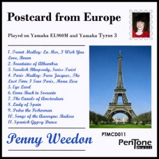 Penny Weedon - Postcard from Europe (2009)