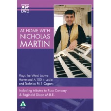 Nicholas Martin -  At Home With... (DVD) (2006)
