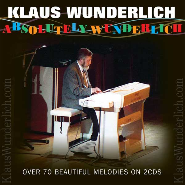 Absulutely Wunderlich CD at ORGAN.co.uk