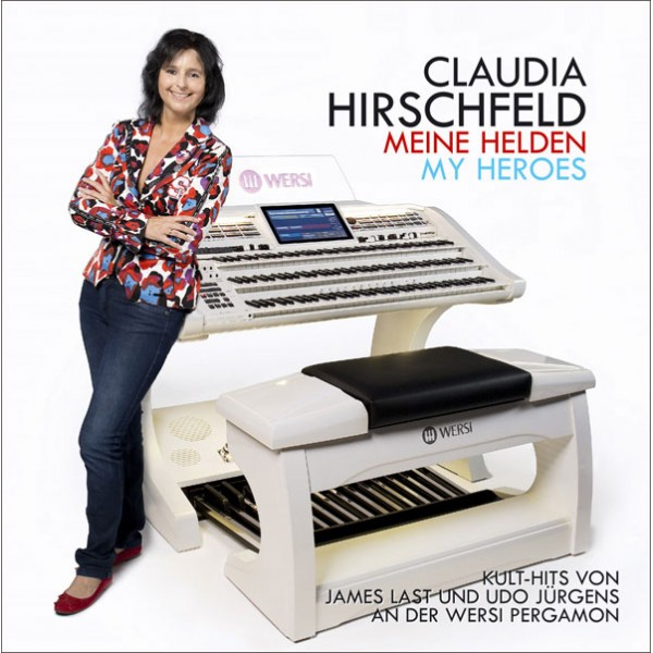 Claudia Hirschfeld - My Heroes