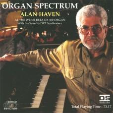 Alan Haven - Organ Spectrum (1996)