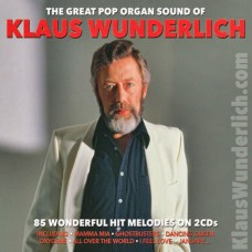 The Great Pop Organ Sound Of Klaus Wunderlich (2CD) (2016)