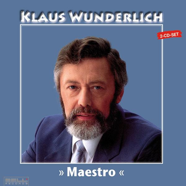 Klaus Wunderlich - Maestro CD at ORGAN.co.uk