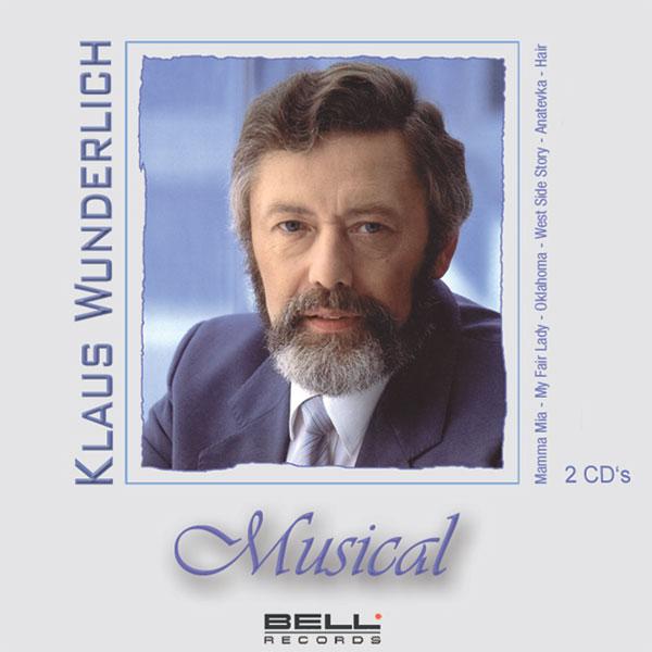 Klaus Wunderlich - Musical CD at ORGAN.co.uk