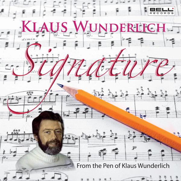 Klaus Wunderlich - Signature CD at ORGAN.co.uk