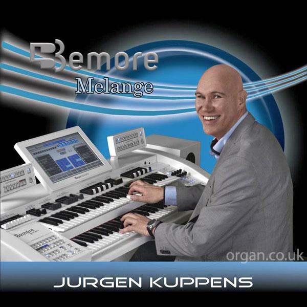 Jurgen Kuppens - Bemore Melange CD