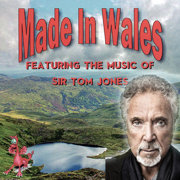 John Kyffin - Tom Jones (Made in Wales)