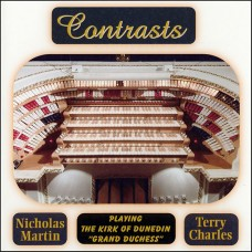 Nicholas Martin & Terry Charles - Contrasts (2015)