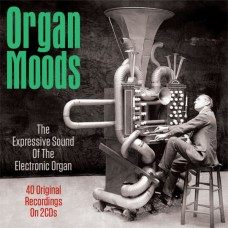 VARIOUS: Organ Moods (2CD)