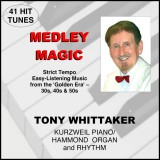 Tony Whittaker - Medley Magic (2011)