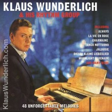Klaus Wunderlich - 48 Unforgettable Melodies