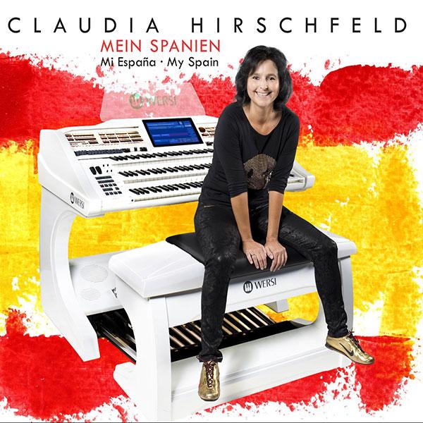 Claudia Hirschfeld - My Spain (2018)
