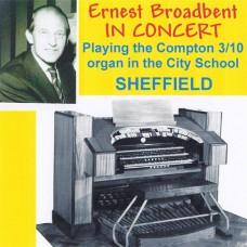 Ernest Broadbent - In Concert (2011)