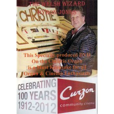 Byron Jones - The Curzon Cinema Christie (DVD) (2012)