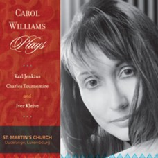 Carol Williams - Plays... Volume 1 (2007) (Last Copy)
