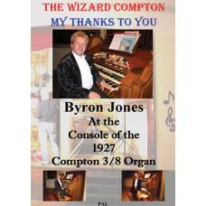 Byron Jones - My Thanks To You (DVD) (2005)