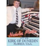 Nicholas Martin - Live At The Kirk of Dunedin (DVD) (2010)