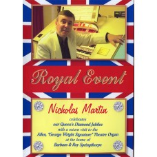Nicholas Martin - Royal Event (DVD) (2012)