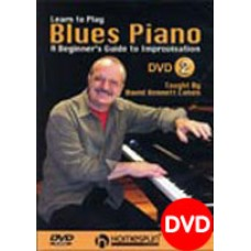 David Bennett Cohen - Learn To Play Blues Piano v.2 (DVD) (2005)