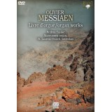 Willem Tanke - Messiaen Organ Works (Double DVD) (2009)