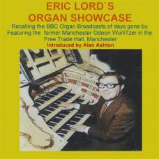 Eric Lord - Eric Lord's Organ Showcase (2011)