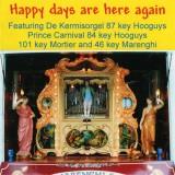Fairground Organ - Happy Days Are Here Again (2011)