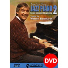 You Can Play Jazz Piano 2 - Keyboard Harmony (DVD) (2005)
