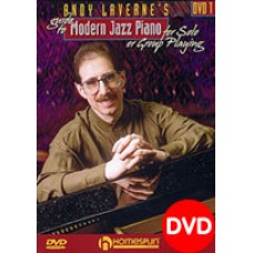Andy LaVerne's Guide to Modern Jazz Piano - Volume 1 (DVD) (2007)