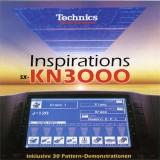 VARIOUS - Inspirations - sx-KN3000 (1995)