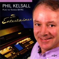 Phil Kelsall - The Entertainer (2010)