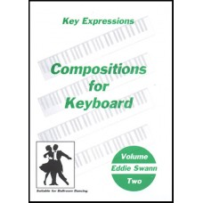 Eddie Swann - Key Expressions for Keyboard 2 (Book) (1999)