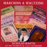 Nicholas Martin - Marching & Waltzing (2009)
