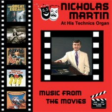 Nicholas Martin - Music From The Movies (2007)