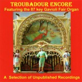 Fairground Organ - Troubadour Encore (2014)