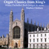 Stephen Cleobury - Organ Classics from King's (2000)