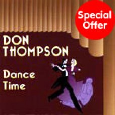 Don Thompson - Dance Time (1993)