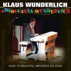 Klaus Wunderlich - Absolutely Wunderlich (2CD) (2016)