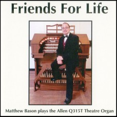 Matthew Bason - Friends For Life (2014)