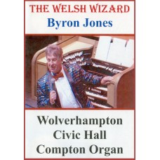 Byron Jones - At Wolverhampton (DVD) (2014)