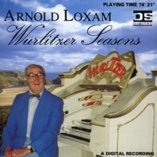 Arnold Loxam - Wurlitzer Seasons (1995)
